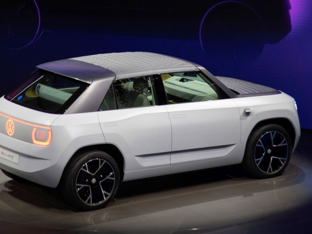 Volkswagen ID. Life concept Múnich 3