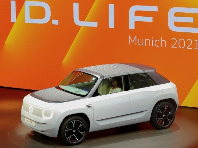 Volkswagen ID. Life concept Múnich 4