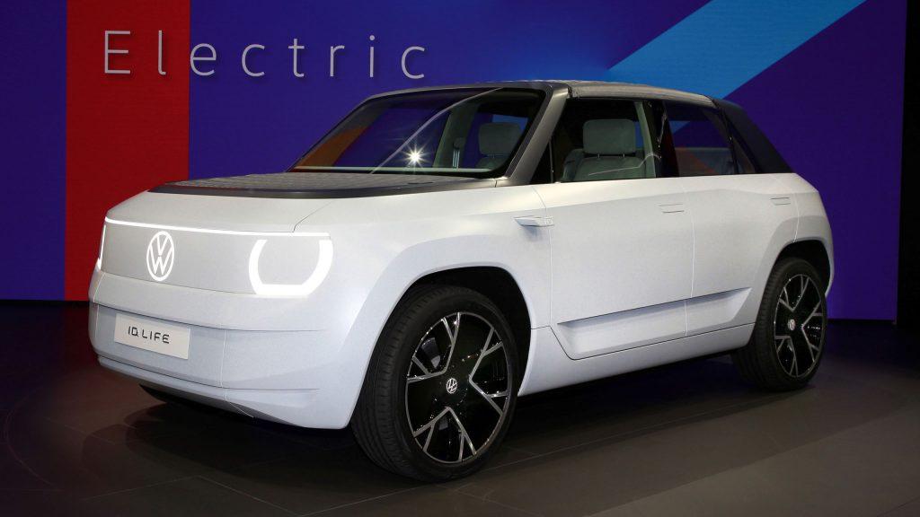 Volkswagen ID. Life concept Múnich 5