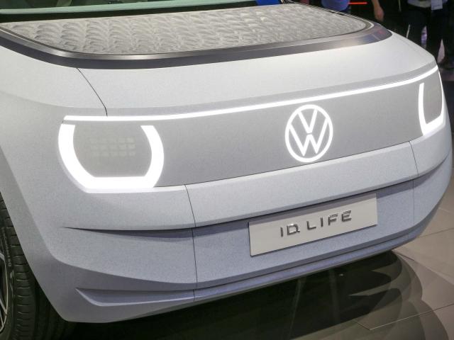 Volkswagen ID. Life concept Múnich 7