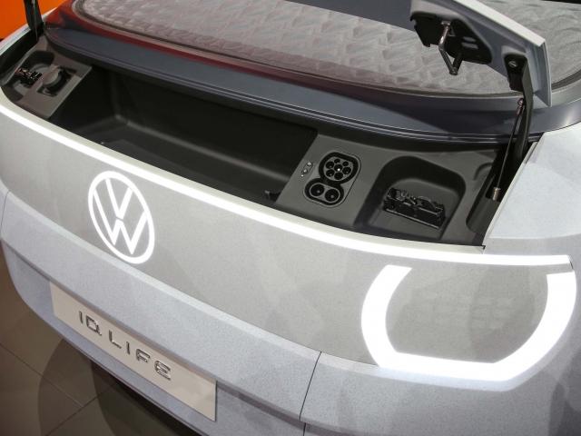 Volkswagen ID. Life concept Múnich 8