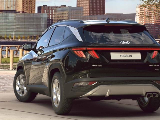 Hyundai Tucson 2022 Colombia 3