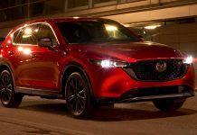 Mazda CX-5 tracción integral