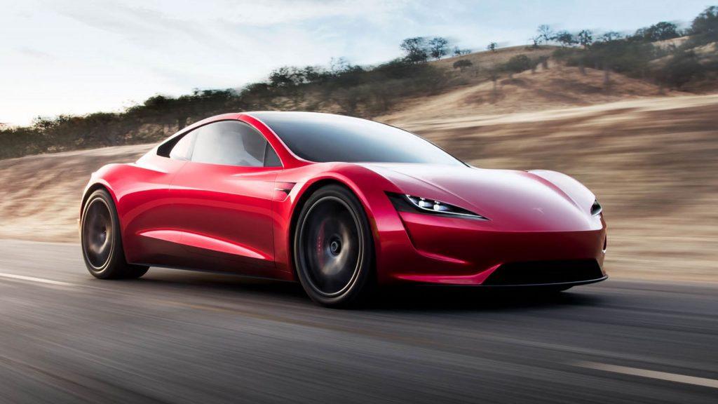 Retraso Tesla Roadster