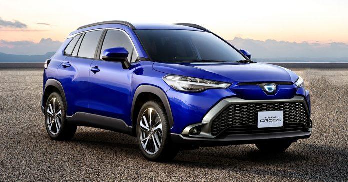 Toyota Corolla Cross Japón