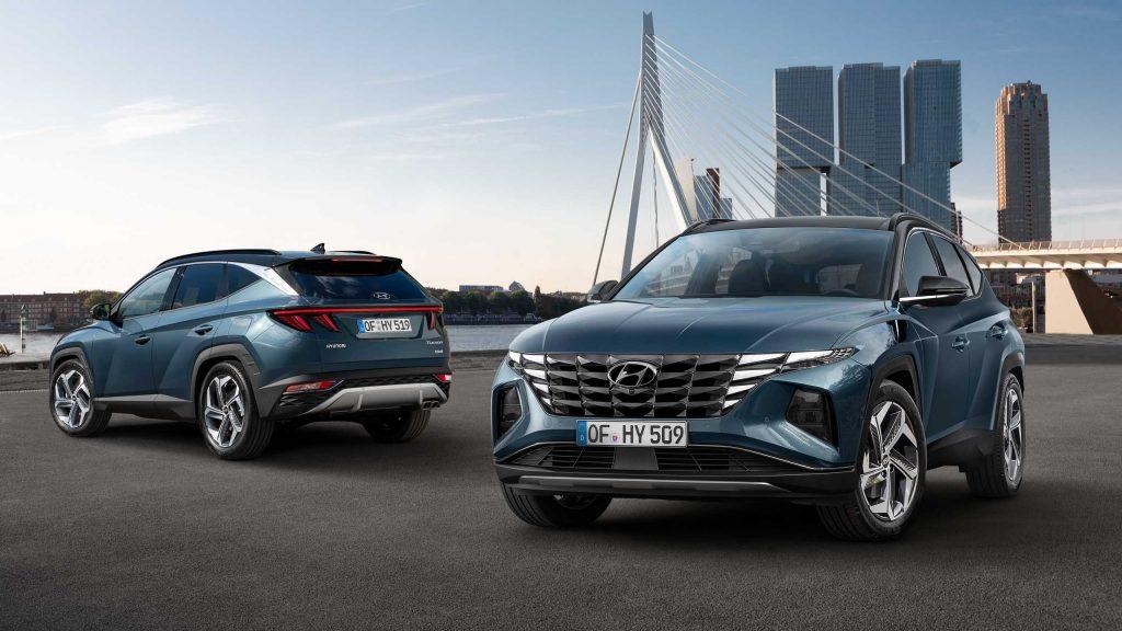 Hyundai Tucson 2022 Colombia 6