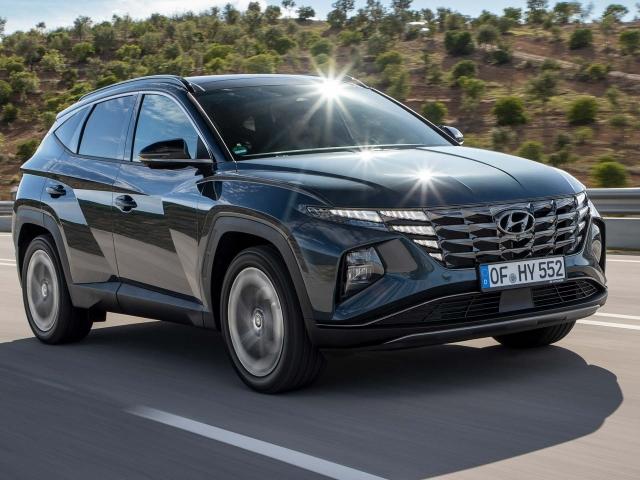 Hyundai Tucson 2022 Colombia 8