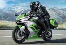 Kawasaki motos eléctricas