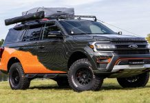 Ford Expedition Timberline concept