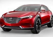 Mazda SUV 2022